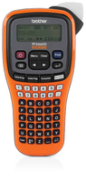 Brother P-touch EDGE PT-E100 (Schwarz, Orange)