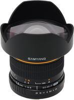 Samyang 14mm f/2.8 IF ED UMC Aspherical (Schwarz)