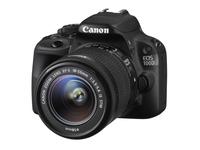 Canon EOS 100D + EF-S 18-55mm (Schwarz)
