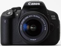 Canon EOS 700D + EF-S 18-55mm (Schwarz)