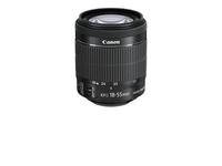 Canon EF-S 18-55mm f/3.5-5.6 IS STM (Schwarz)