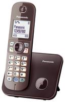 Panasonic KX-TG6811GA Telefon (Braun)