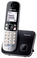 Panasonic KX-TG6811GB Telefon (Schwarz)