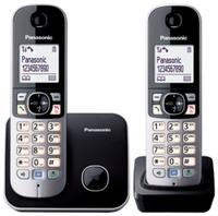 Panasonic KX-TG6812GB Telefon (Schwarz)