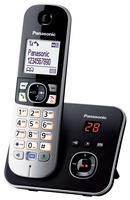 Panasonic KX-TG6821GB Telefon (Schwarz)
