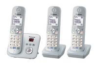 Panasonic KX-TG6823 (Silber, Weiß)
