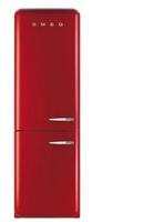 Smeg FAB32LR1 Kühl-Gefrierschrank (Rot)
