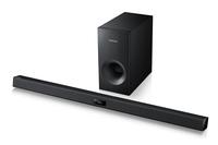 Samsung HW-F350 Soundbar-Lautsprecher (Schwarz)