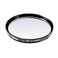 Hama UV Filter 390 (O-Haze), 72 mm, HTMC coated (Schwarz)