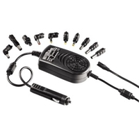 Hama Notebook Power Supply 120 W (Schwarz)