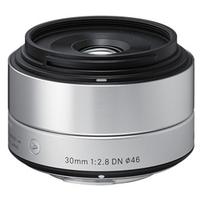 Sigma 30mm F2.8 DN (Silber)