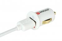 Skross Midget Car charger (Weiß)