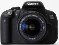 Canon EOS 700D + EF-S 18-135mm (Schwarz)