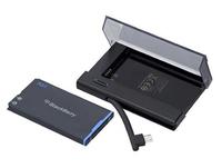 BlackBerry ACC-53185-201 Ladegeräte für Mobilgerät (Schwarz)