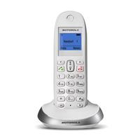 Motorola C2001 (Silber, Weiß)
