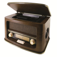 Soundmaster NR975 CD-Radio (Holz)