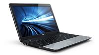 Acer Aspire 571-53234G75Mnks (Schwarz, Silber, Edelstahl)