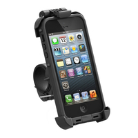 Belkin LifeProof Bike Mount, iPhone 5 (Schwarz)