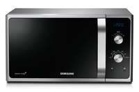Samsung MS28F301TFS Mikrowelle (Silber)