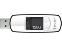 Lexar JumpDrive S73 USB3.0 128GB 128GB USB 3.0 Schwarz USB-Stick (Schwarz)