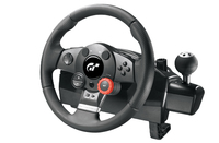 Logitech Driving Force GT (Schwarz)