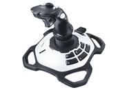 Logitech Extreme 3D Pro (Schwarz, Weiß)