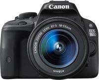 Canon EOS 100D (Schwarz)