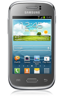 Samsung Galaxy Young GT-S6310 4GB Grau (Grau)
