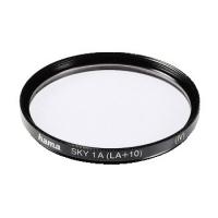 Hama Skylight Filter 1 A (LA+10), 52,0 mm, Coated (Schwarz)