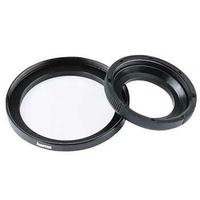 Hama Filter Adapter Ring, Lens Ø: 30,0 mm, Filter Ø: 37,0 mm (Schwarz)