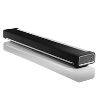 Sonos PLAYBAR Soundbar-Lautsprecher (Schwarz, Silber)