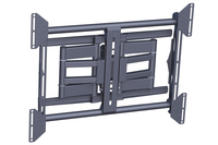 Vogel's PFW 6851 Display-Wandhalter, 80 kg (Schwarz)