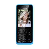 Nokia 301 (Schwarz, Zyan)