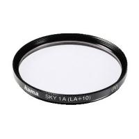 Hama Skylight Filter 1 A (LA+10), 77,0 mm, Coated (Schwarz)