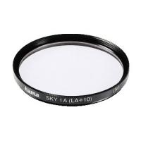 Hama Skylight Filter 1 A (LA+10), 72,0 mm, Coated (Schwarz)