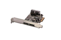 ASSMANN Electronic SATA III PCI Express (Mehrfarbig)