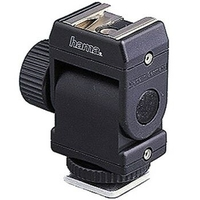 "Hama Adjustable shoe mount ""Universal"" (Schwarz)"