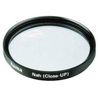 Hama Close-up Lens, N4, 77,0 mm, Coated (Schwarz)