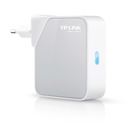 TP-LINK TL-WR710N Router (Weiß)