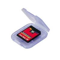 Hama SD-Card Box (Transparent)