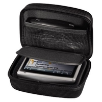 Hama Hard Case Tom Tom One XL, black (Schwarz)