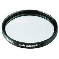 Hama Close-up Lenses (Set) N1, N2, N4: 19-100 cm, 58 mm, Coated