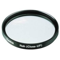 Hama Close-up Lens, N2, 67,0 mm, Coated (Schwarz)