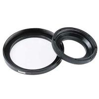 Hama Filter Adapter Ring, Lens Ø: 46,0 mm, Filter Ø: 55,0 mm (Schwarz)