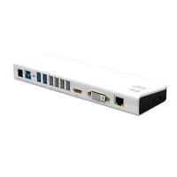 iTEC USB 3.0 Dock (Schwarz, Weiß)