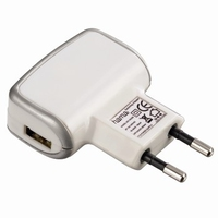 Hama Travel Charger for Apple iPhone, iPhone 3G (Weiß)