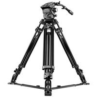 Mantona Videostativ Dolomit 5000 170cm (Schwarz)