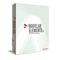 Steinberg Stein WaveLab 8 Elements WIN/MAC ML