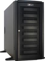 "Inter-Tech 19"" IPC-9008 5U (Schwarz)"