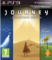 Sony Journey Collector's Edition, PS3